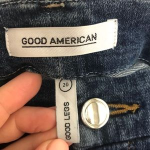 Good American Jeans - NWT Good American Good Legs Cropped Jeans